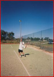 tennis lessons perth southern suburbs